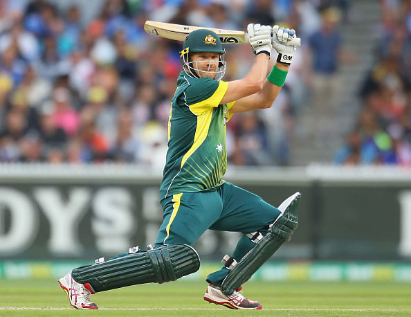 Shane Watson ruled out of England ODI; Moises Henriques called up as replacement