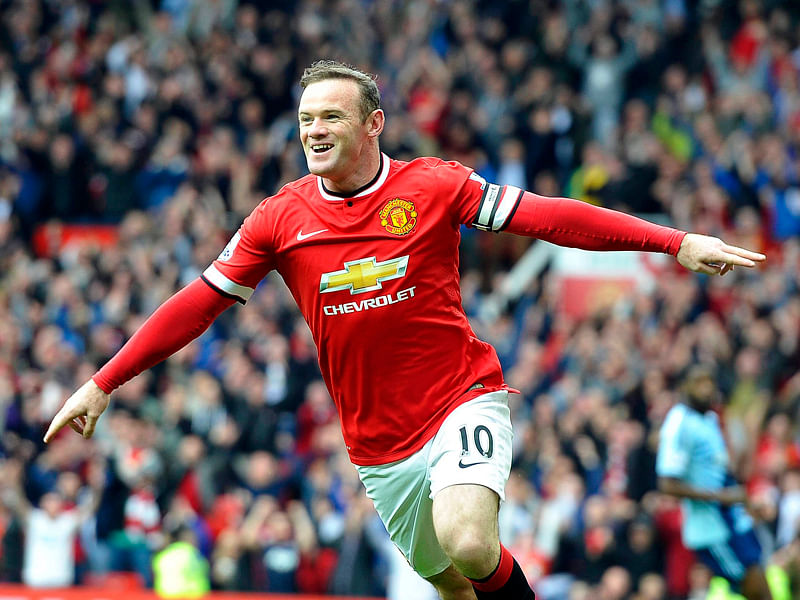 Can Wayne Rooney be the answer to Manchester United's midfield problems?
