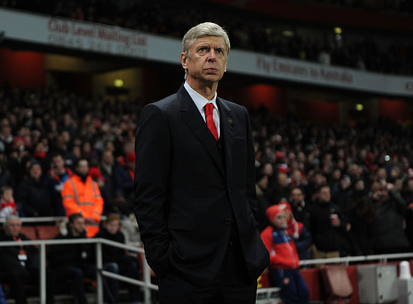 Arsene Wenger: I would not vote for anybody in the Ballon d'Or race