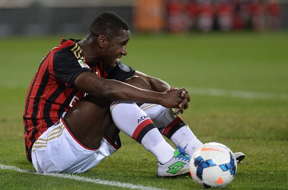 AC Milan defender Zapata injured in Cup fixture