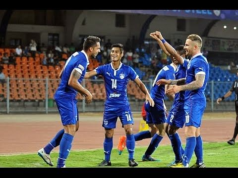 Highlights: Bengaluru FC 2-0 Shillong Lajong FC