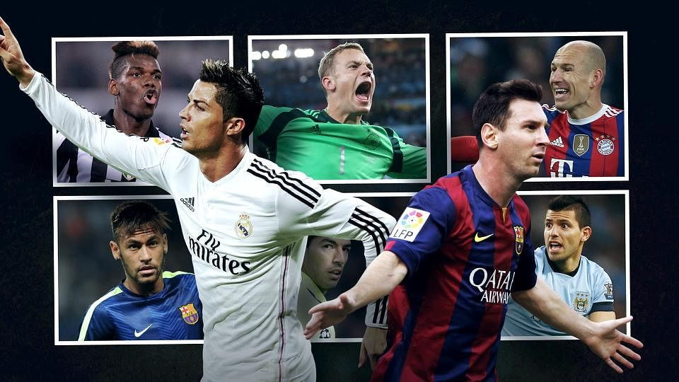 World's top footballers denied opportunity to play an 'All-Star' match