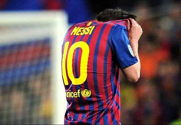 Comparing Lionel Messi's underwhelming penalty record to Cristiano Ronaldo's