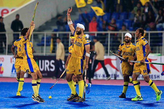 HIL: Jaypee Punjab Warriors favourites against Delhi Waveriders in second semifinal