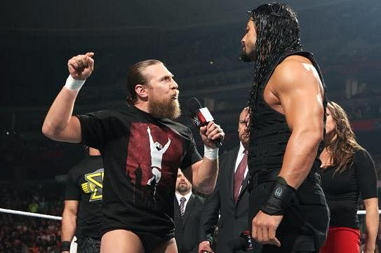 WWE RAW Results – February 9, 2015: Roman fires the first shot, Sting accepts Triple H's challenge, more