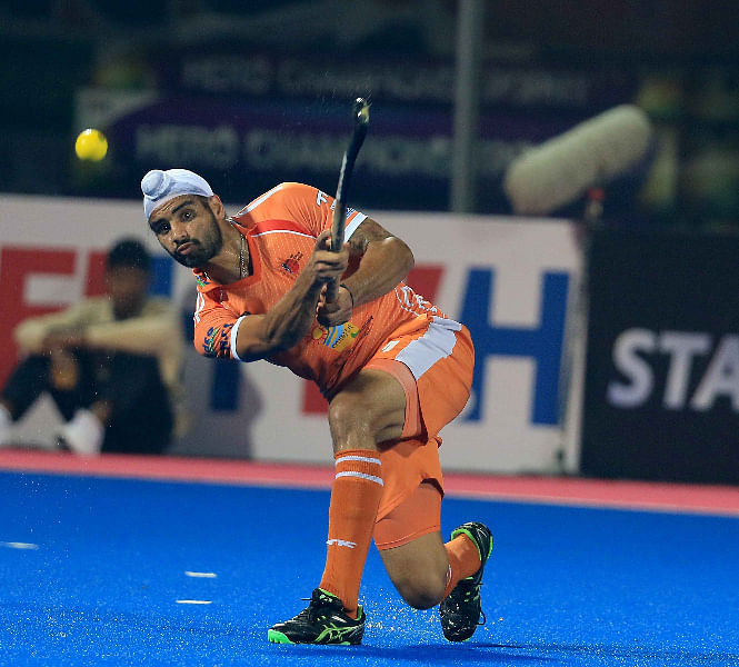 Kalinga Lancers' Gurjinder Singh suspended for 'physically assaulting' opponent