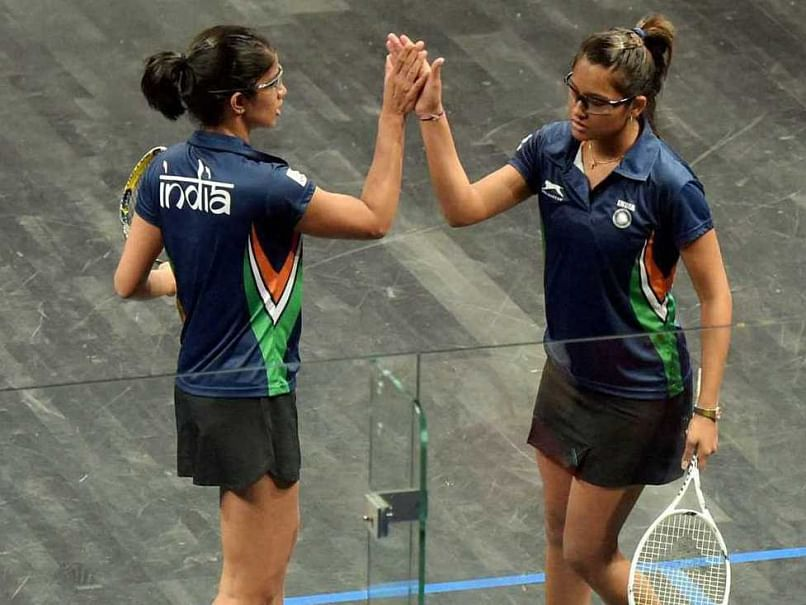 Dipika Pallikal, Joshna Chinappa enter last eight of International 25 Granite Open