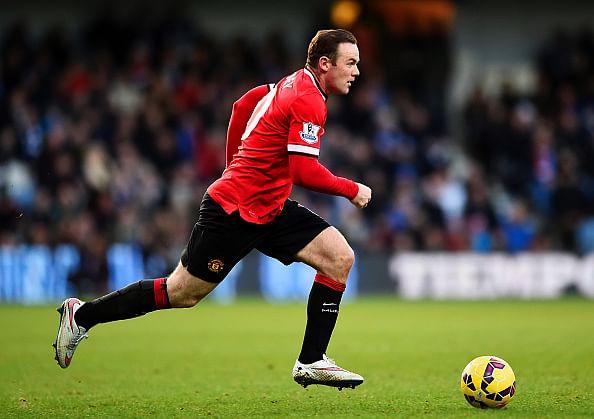 Louis Van Gaal insists Rooney still has future as striker