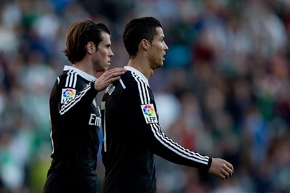 Double standards at Real Madrid - Gareth Bale and Cristiano Ronaldo