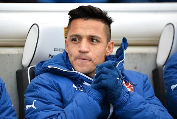 Arsenal to miss Alexis Sanchez for derby against Tottenham