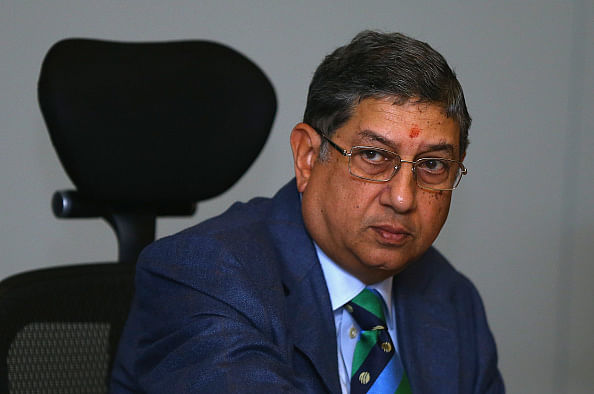 N Srinivasan has to pass several tests to overcome conflict of interest: SC lawyer