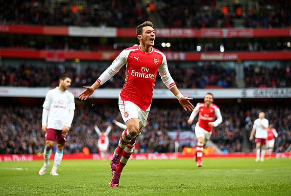 Highlights: Arsenal register 5-0 victory over Aston Villa for biggest win of season