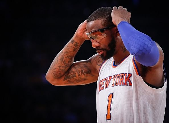 New York Knicks and Amar'e Stoudemire agree to a buyout