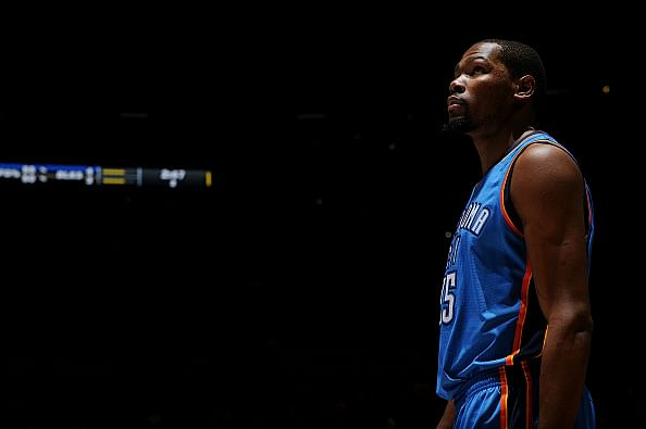 Kevin Durant believes NBA players' vote should count for regular season awards