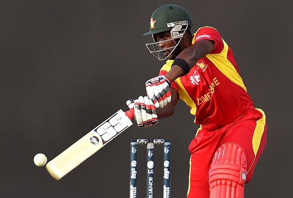 We batted well but disappointed with fielding: Zimbabwe skipper Elton Chigumbura