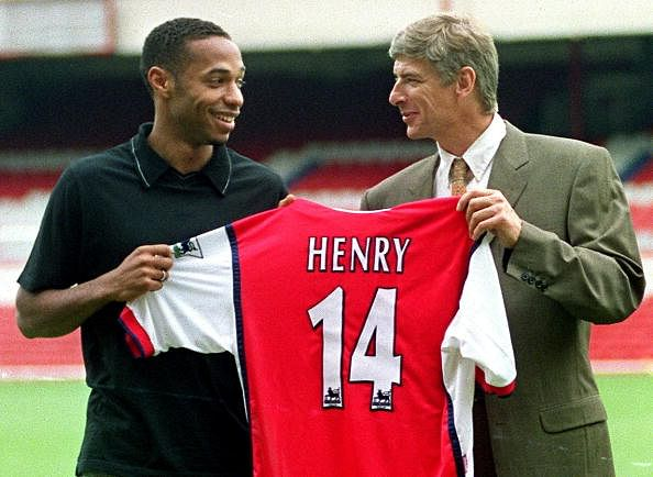 Thierry Henry speaks up on why he left Arsenal for Barcelona