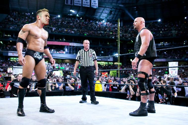 Rooney agrees to team up with Austin for Wrestlemania tag-team matchup