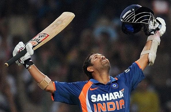 Sachin Tendulkar 200* (147) - 24 February, 2010: A Statistical Analysis