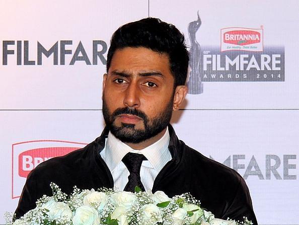 Dad nervous about debut as cricket commentator: Abhishek Bachchan