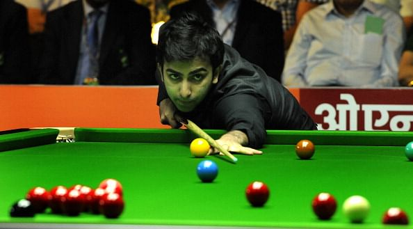 Billiards: Pankaj Advani wins inter-unit individual championship