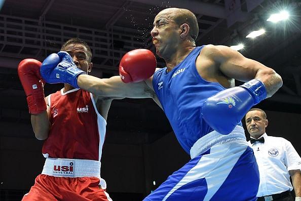 Akhil Kumar says that the IOA-BI tussle will harm boxers