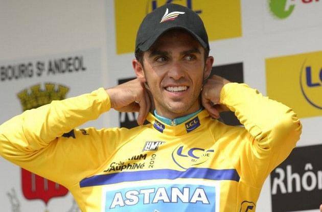 Spanish cyclist Alberto Contador expects to retire in 2016