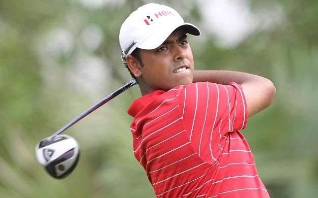 Anirban Lahiri, Vani Kapoor bag top honours at India Golf Awards