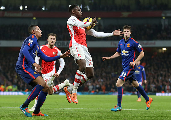 FA Cup draw: Arsenal face Manchester United in quarter-finals