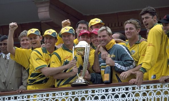 Cricket World Cup flashback: Ruthless Australia regain trophy in 1999