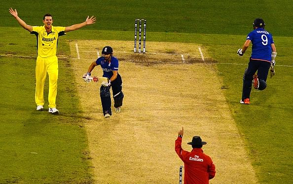 ICC Cricket World Cup 2015 - Australia vs England: Player Ratings