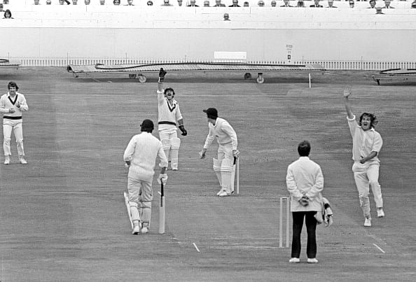 Most incredible matches in World Cup history: 3 - Australia vs England (1975)