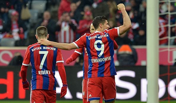 Highlights: Bayern Munich continue winning run in Bundesliga with 4-1 win over Cologne