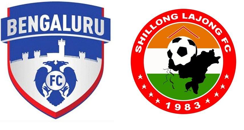 Bengaluru FC take on Shillong Lajong in I-League