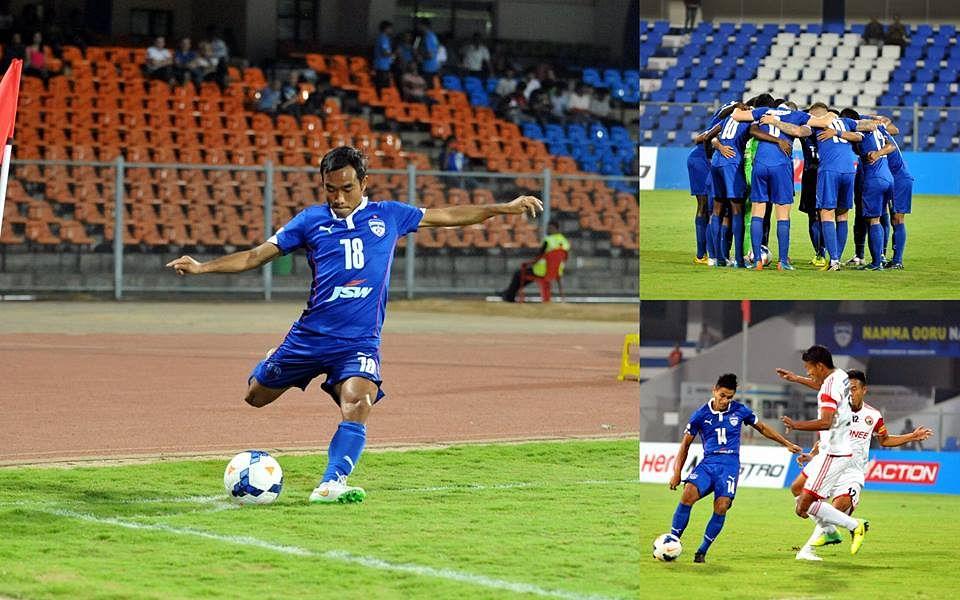 I-League: Bengaluru FC ousted Shillong Lajong FC 2-0