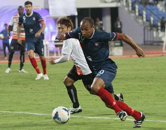 I-League: Unconvincing Bharat FC go down 0-2 to Mumbai FC
