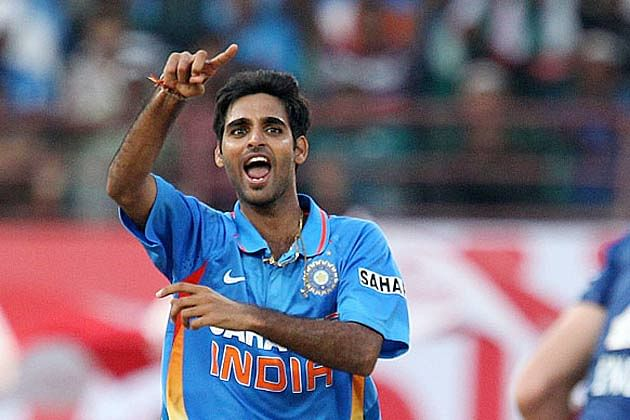Bhuvneshwar Kumar bowls in the nets ahead of India vs Pakistan World Cup clash
