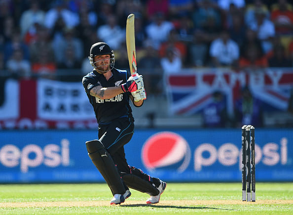 New Zealand on top, but needs to handle pressure