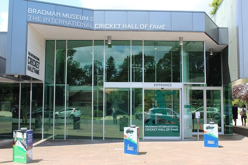 ICC World Cup Tour Diary: A visit to Bradman Museum and The Interntional Cricket Hall of Fame