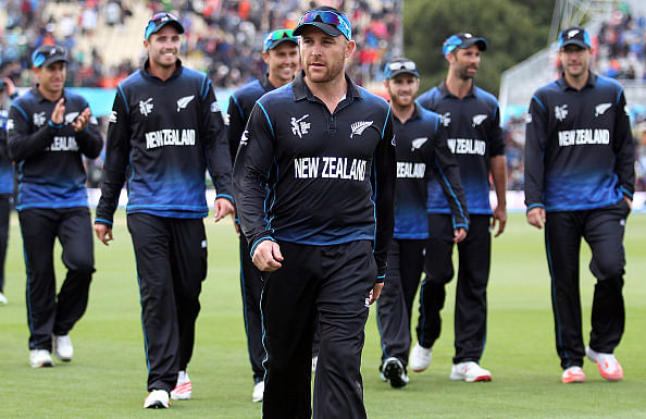 Our hope for success in this World Cup will rest on Kane Williamson and Ross Taylor: Brendon McCullum