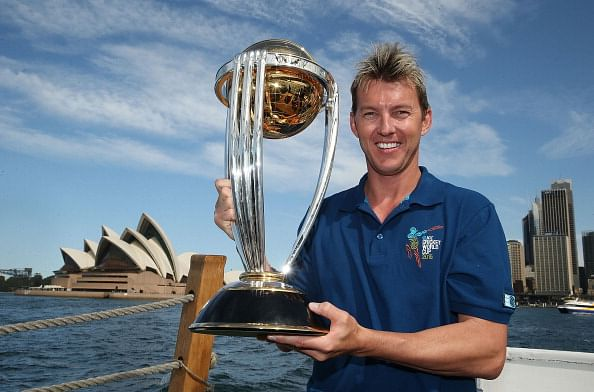 Brett Lee hopes for fast pitches in World Cup