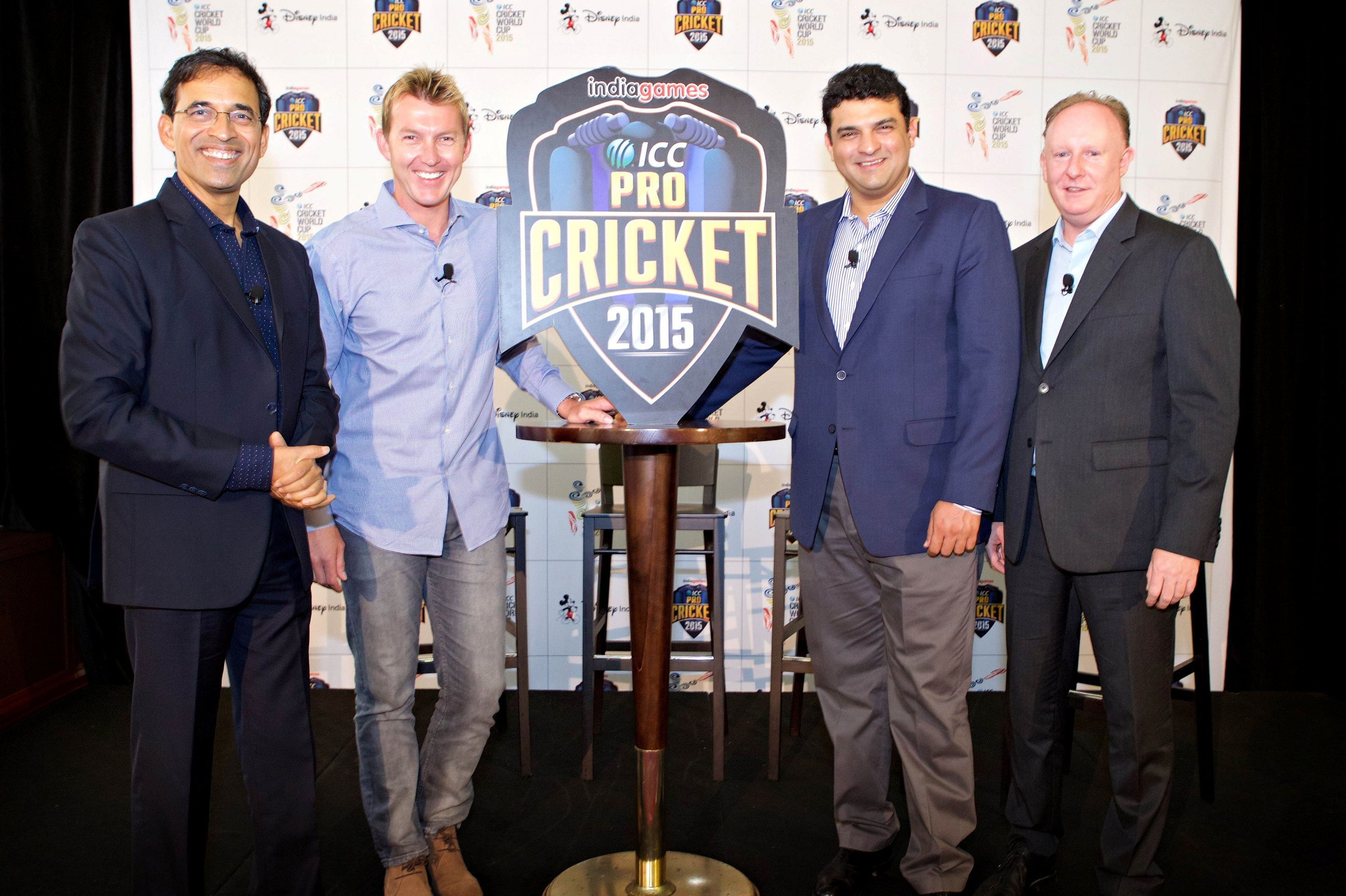 Disney India launch official ICC Cricket World Cup 2015 game - ICC Pro Cricket 2015