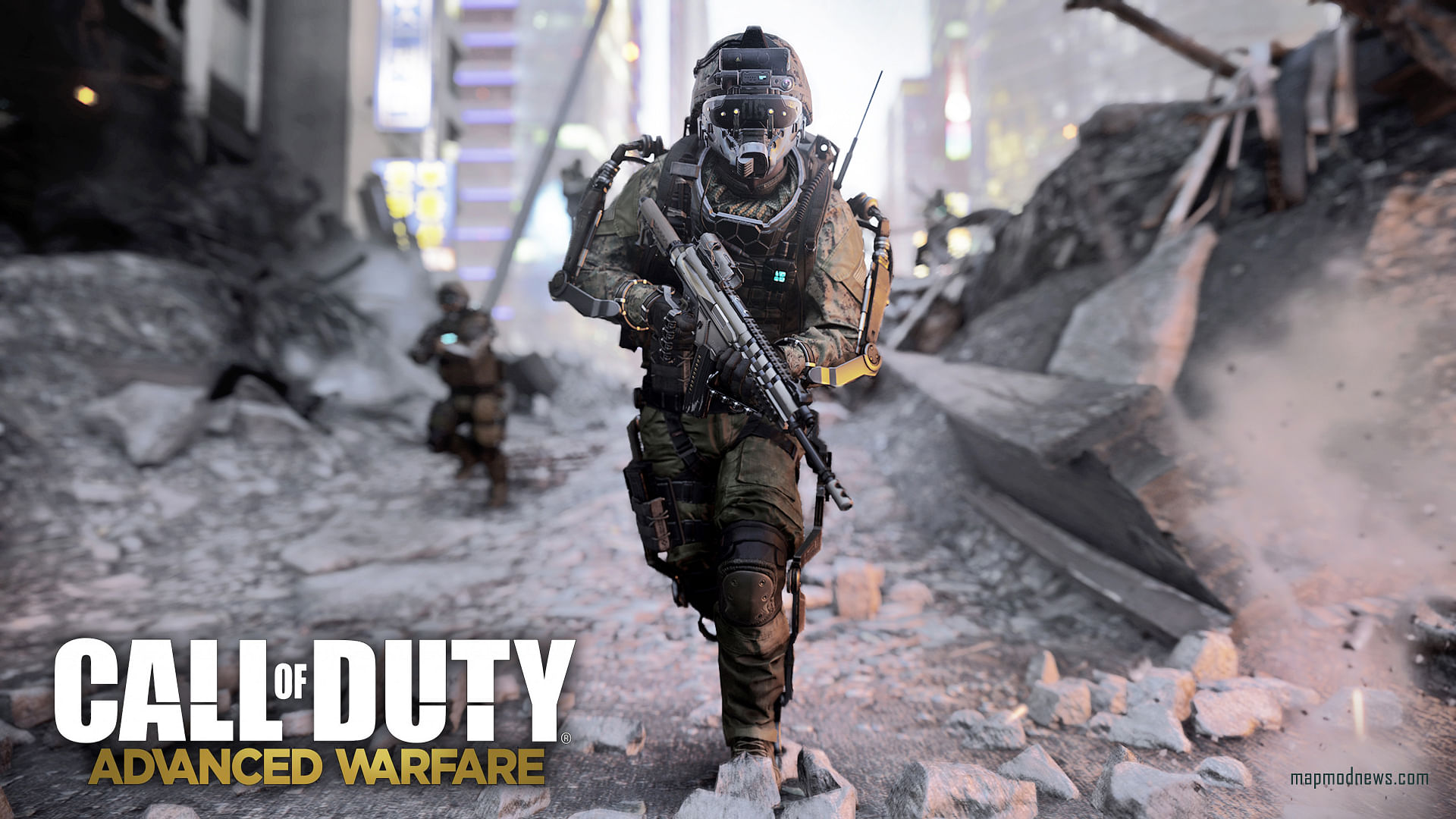 Gun Game Mode will be added to Call of Duty: Advanced ...