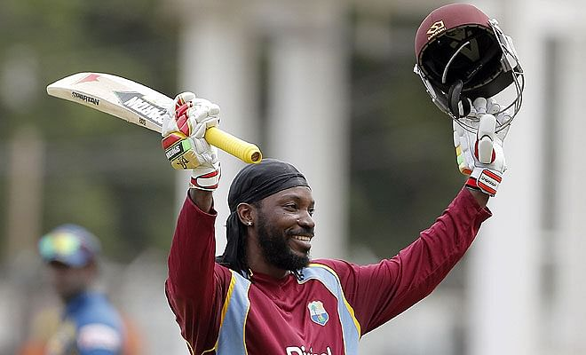 Chris Gayle opposes proposed ICC crackdown on bat sizes