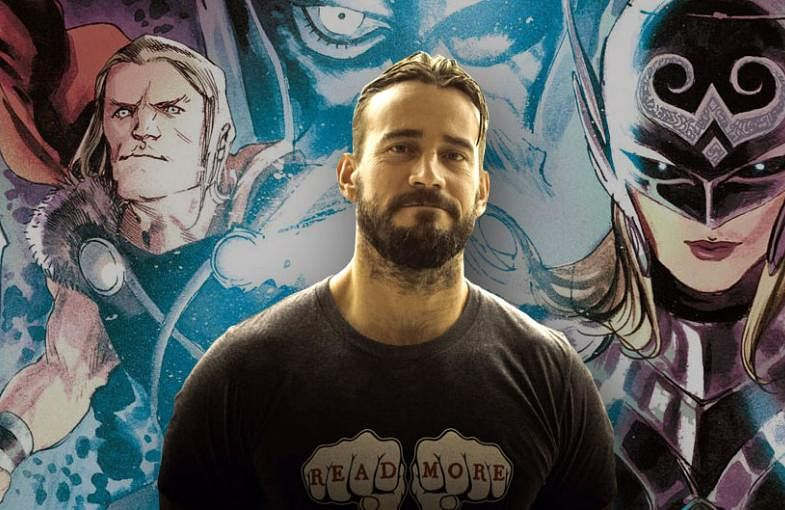 CM Punk endorses Skateboard (Video), The Onion looks at AJ - Stephanie spat, Punk talks Thor, more