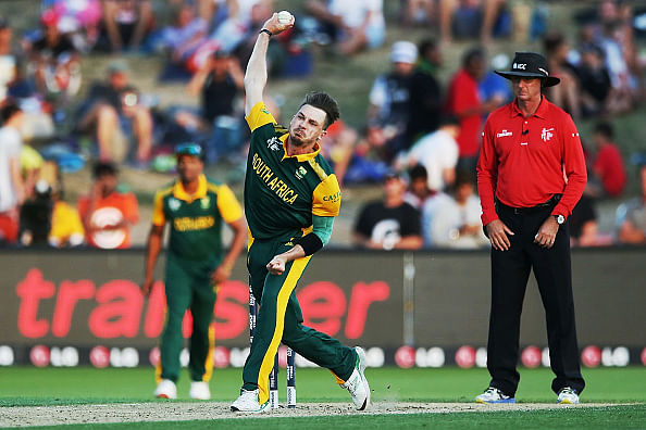 ICC World Cup 2015: Dale Steyn set to be fit for match against India