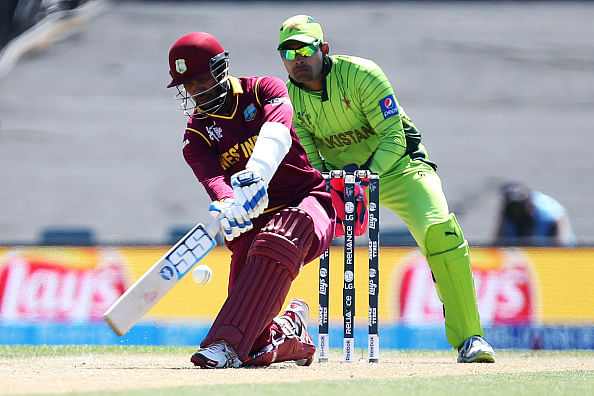World Cup: West Indies set Pakistan 311 to win