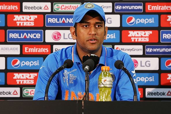 It was a very good performance: MS Dhoni
