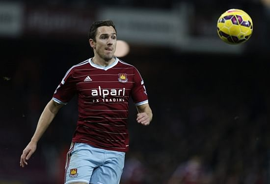 Top 5 playmakers in the 2014/15 Premier League season