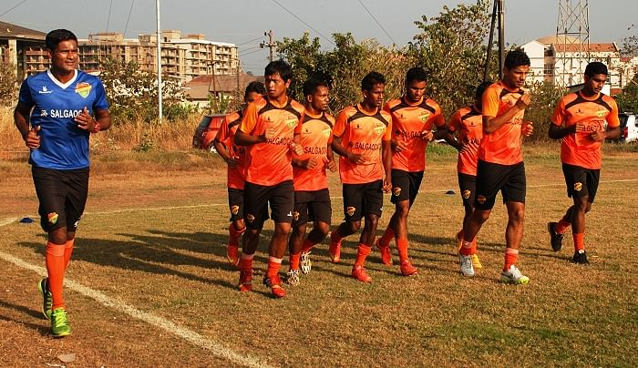 Salgaocar FC look to return to winning ways; take on I-League debutants Bharat FC