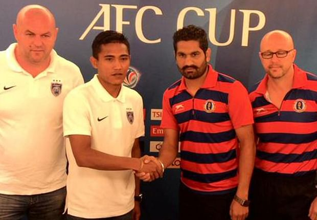 2015 AFC Cup: East Bengal ready for opener away to Johor Darul Ta'azim